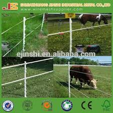 White Plastic Trellis Fencing Step In Fence Post Electric Fence Posts Buy Electric Fencing Post For Farm Plastic Fence Animal Fencing Posts Electric Fence Plastic Post Product On Alibaba Com