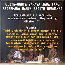 kata bijak quotes jawa com