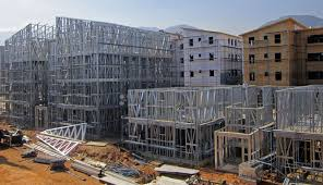prefabricated modular light steel frame