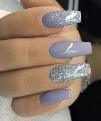 30 Inspiring Winter Nails Color Trend 2019 Dlugie Paznokcie