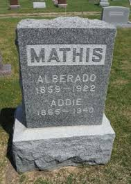 Addie Ward Mathis (1865-1940) - Find A Grave Memorial