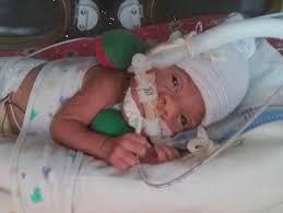 Casa Esperanza helps Smith family cope with premature birth
