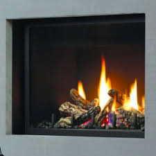direct vent gas fireplace heater