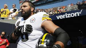 Steelers' Alejandro Villanueva donating proceeds from jersey sales ...