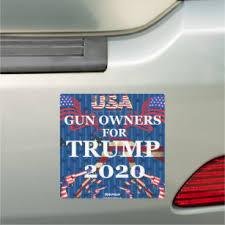 Gun Owner Bumper Stickers Decals Car Magnets Zazzle