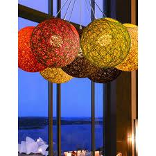 style ceiling pendant light lamp shade