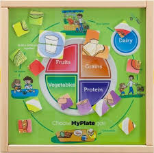 My Plate Magnetic Wall Toy Wall Panel Toys Waiting Room Toys