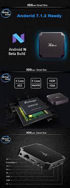 X96 mini 4k upscaling 1GB RAM 8GB ROM amlogic s905w firmware Smart Media android  tv box, View internet tv set top box x96 mini, ENYBOX / OEM Product Details  from Shenzhen ENY