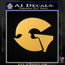 Wu Tang Gza G Decal Sticker A1 Decals