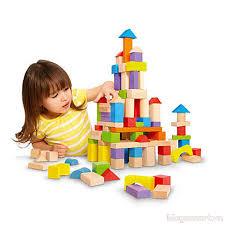 Lựa chọn đồ chơi cho trẻ từ 3-4 tuổi