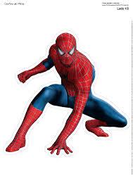 Spiderman Centros De Mesa Para Imprimir Gratis Oh My Fiesta Friki