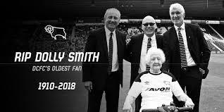 RIP Dolly Smith - Blog - Derby County
