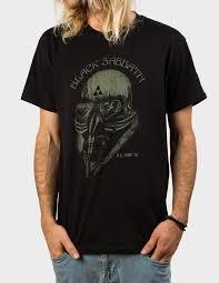 black sabbath tour 78 t shirt black