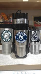 New York Yankees Tumbler Vinyl Decals Fits 30oz 20oz Tumblers Buy 2 Gamedaydecals