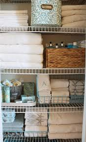 how to organize your linen closet 11