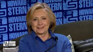Hillary Clinton on the Howard Stern Show - Wow Video
