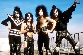 kiss pilations through the years