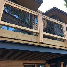 Tahoe Woven Mesh Panels By Wild Hog Products Decksdirect