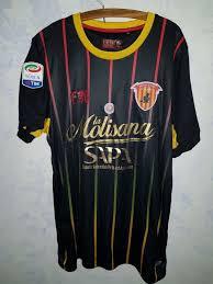 Benevento Calcio Third baju bolasepak 2017 - 2018. Sponsored by La ...