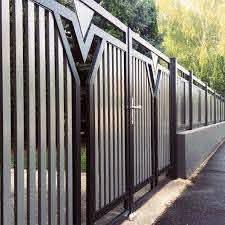 Top 60 Best Modern Fence Ideas Contemporary Outdoor Designs