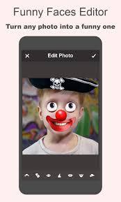 محرر وجوه مضحك تأثيرات مضحكة For Android Apk Download