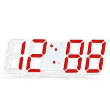 alarm clock snooze 12 24 hour display