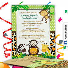 Tarjeta De Fiesta Infantil Fi 67543 Angels Graphic