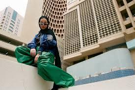 Leena Alghouti's New Menswear Swerves