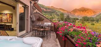 telluride vacation als with a hot