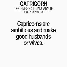 capricorn facts happyshappy