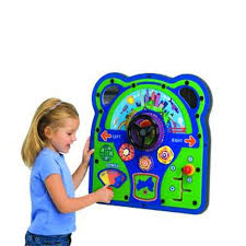 Playscapes Adventure Road Wall Game Wall Panel Toys Waiting Room Toys