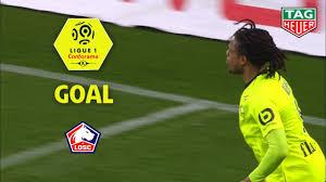 Goal Loïc REMY (35') / Stade Rennais FC - LOSC (3-1) (SRFC-LOSC ...