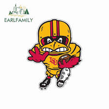 Earlfamily 13cm X 10cm For Iowa State Cyclones Car Bumper Window Stickers Graffiti Sticker Vinyl Material Occlusion Scratch Car Stickers Aliexpress