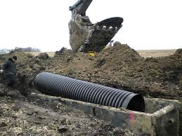 agricultural drainage corrugated
