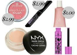 7 five dollar makeup s you ll