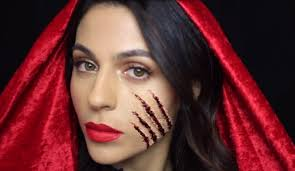 how to couple halloween makeup little