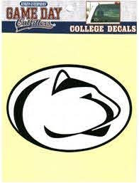 Amazon Com Ncaa Penn State Nittany Lions Window Decal Stickers Sports Fan Decals Sports Outdoors