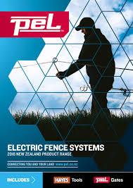 Pel Electric Fence Systems Nz 2016 By Tru Test Ltd Issuu