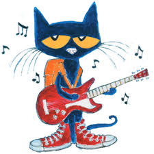 LET'S TALK ABOUT PETE THE CAT - Every Day Should Be Saturday