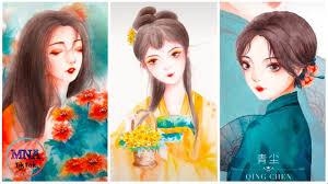 Tik Tok Trung Quốc 🎨 Nghệ Thuật Vẽ Tranh Màu Nước Cực Đỉnh Cao ! #2 -  Surprisedfarmer.com