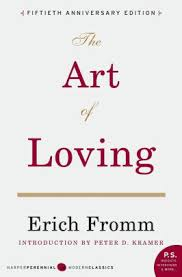 Relationship books The Art of Loving by Erich Fromm, Paperback relationship books