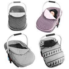 newborn baby basket car seat cover
