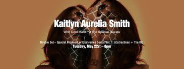 Kaitlyn Aurelia Smith | New Music USA