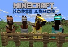 minecraft horse armor minecraft guides