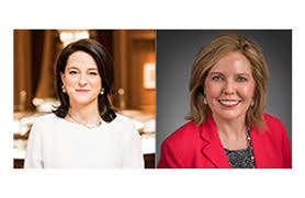 Gina Drosos and Mercedes Abramo To be Honored by Jewelers for Children at  the 2020 Facets of Hope Event