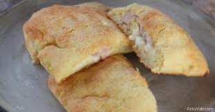 ham and cheese hot pockets low carb