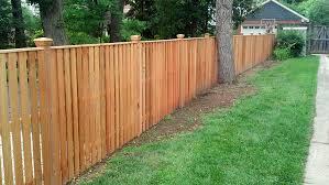 Wood Fences Advantages Types Of Wood Panels Maintenance