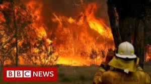 Australia fires: Morrison heckled by ...