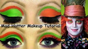 the mad hatter makeup tutorial
