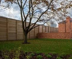 Acoustic Fencing External Works